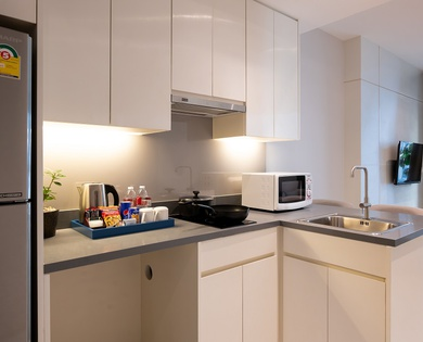 Family Triple 2 Bedroom  茉莉城市酒店 en 曼谷